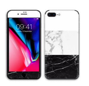Trio marbre Skin IPhone 8 Plus
