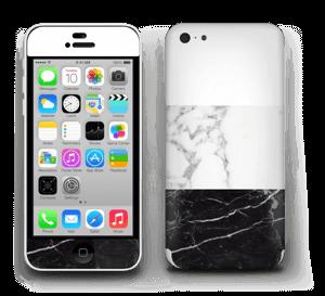 Custom Color Skin Skin IPhone 5c