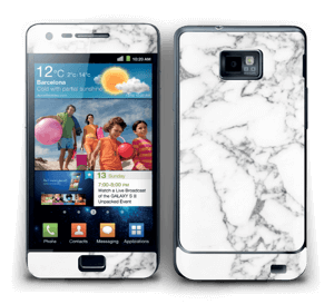 Lovely marble Skin Galaxy S2