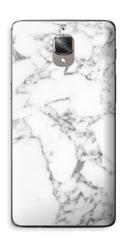 Lovely marble Skin OnePlus 3