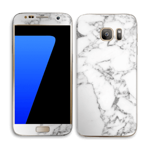 Lovely marble Skin Galaxy S7