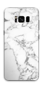 Lovely marble Skin Galaxy S8