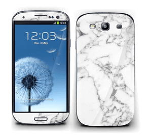 Lovely marble Skin Galaxy S3