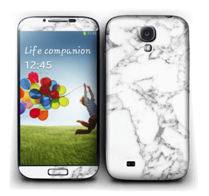Lovely marble Skin Galaxy S4