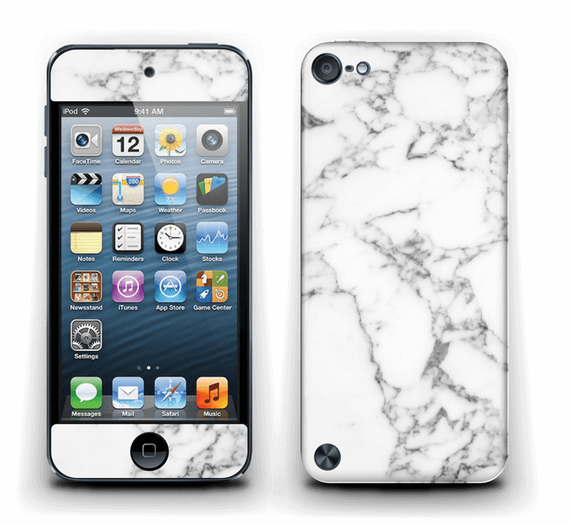 Lovely marble Skin IPod Touch 5th Gen