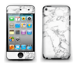 Ideal Marble  Skin IPod Touch 4th Gen