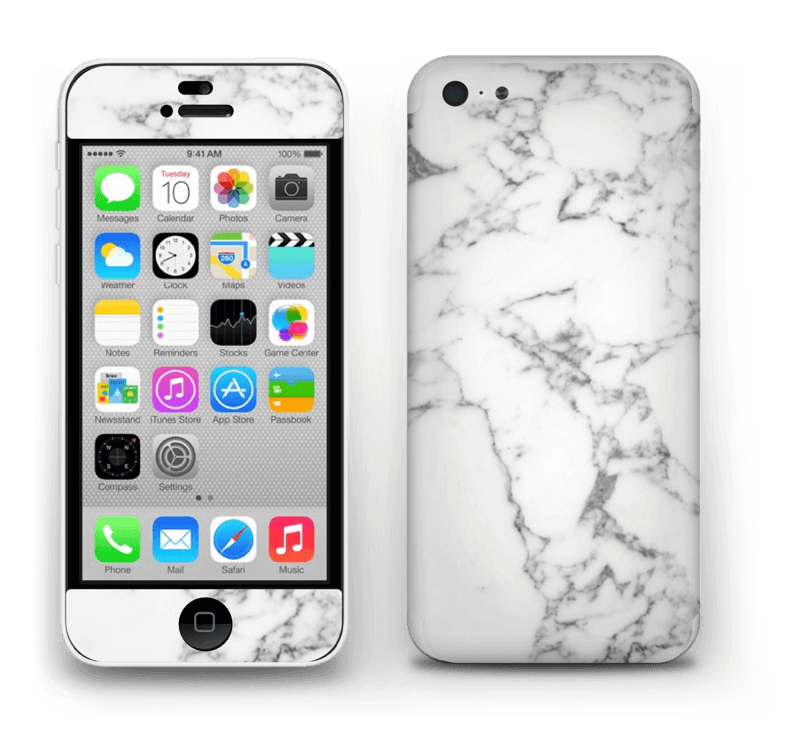 Lovely marble Skin IPhone 5c