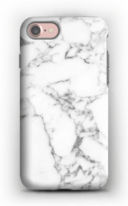 Carrara marmor deksel IPhone 7 tough