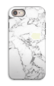 Carrara marmor deksel IPhone 8 tough