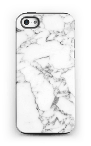 Carrara marmor deksel IPhone 5/5s tough