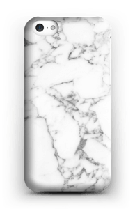 Carrara marmor deksel IPhone 5c
