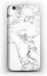 Carrara marmor deksel IPhone 6