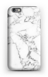 Carrara marmor deksel IPhone 6 Plus tough