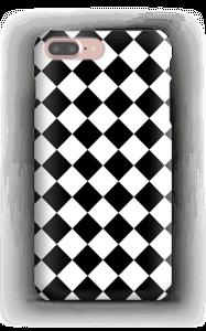 Sjakk deksel IPhone 7 Plus