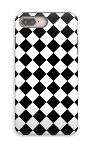 Sjakk deksel IPhone 8 Plus tough