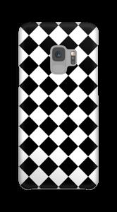 Sjakk deksel Galaxy S9