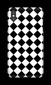 Sjakk deksel IPhone XS Max