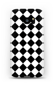 Salmiakki kuoret Galaxy S7 Edge