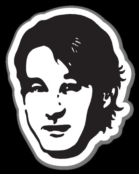 Toni Petersson sticker