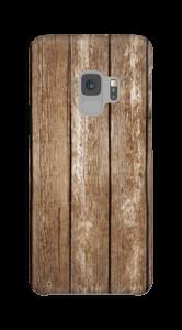 Tre deksel Galaxy S9