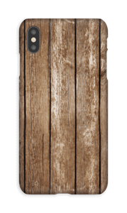 Tre deksel IPhone XS Max