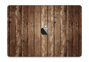 "Madera Vinilo  MacBook Pro 13"" 2016-"