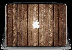 "Holzbretter Skin MacBook Pro Retina 13"" 2015"