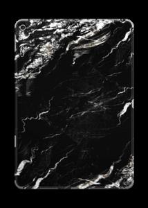 More black marble Skin IPad Pro 9.7