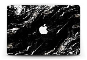 "More black marble Skin MacBook Pro Retina 13"" 2015"