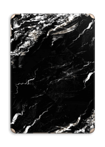 More black marble Skin IPad Air 2