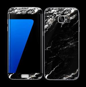 Warm black Skin Galaxy S7 Edge