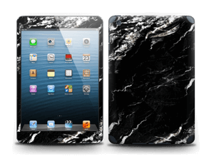 More black marble Skin IPad mini 2