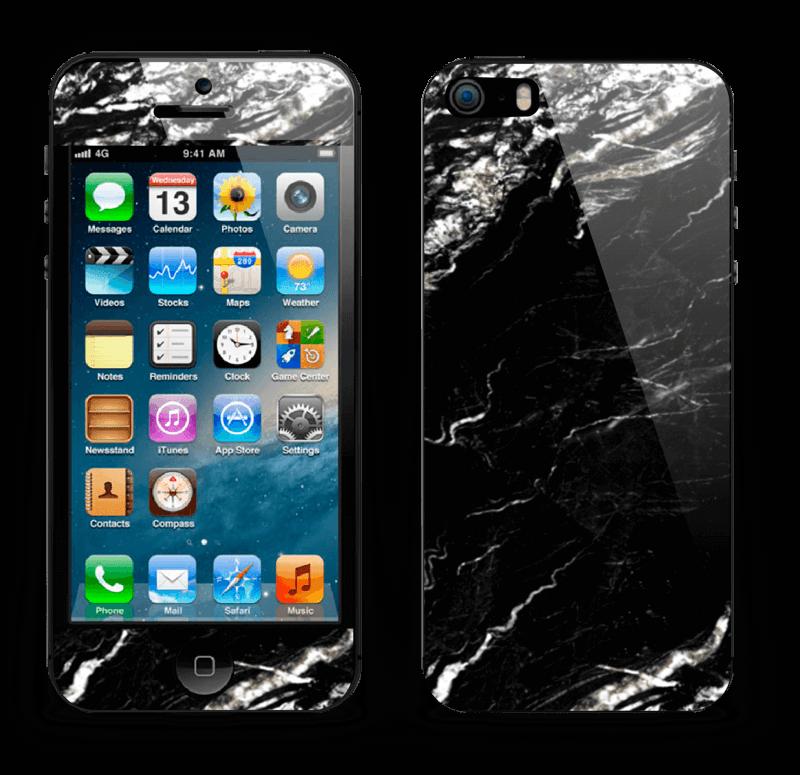 save off ecdf6 95c11 Warm Black - iPhone 5s skin