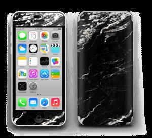 Warm Black  Skin IPhone 5c