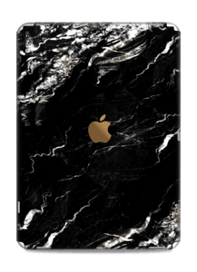 More black marble Skin IPad Pro 12.9