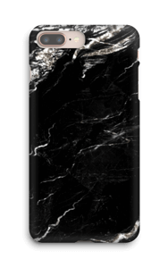 Black and White case IPhone 8 Plus
