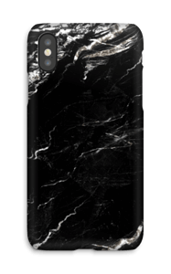 Sort og Hvid cover IPhone X