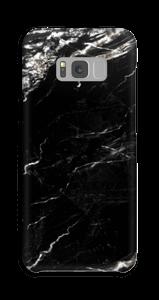 Zwart & Wit marmer hoesje Galaxy S8 Plus