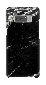 Zwart & Wit marmer hoesje Galaxy Note8