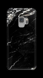 Zwart & Wit marmer hoesje Galaxy S9