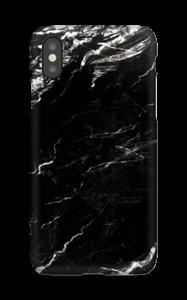 More Black deksel IPhone XS