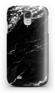 Zwart & Wit marmer hoesje Galaxy S4