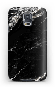 More Black deksel Galaxy S5