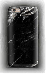 More Black deksel IPhone 6s tough