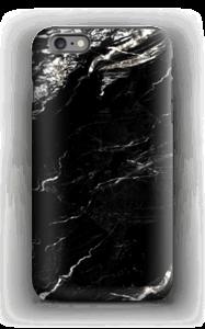 More Black deksel IPhone 6s Plus tough