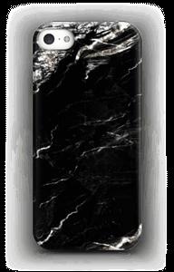 Zwart & Wit marmer hoesje IPhone SE