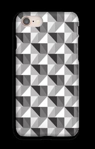 Trekanter cover IPhone 8