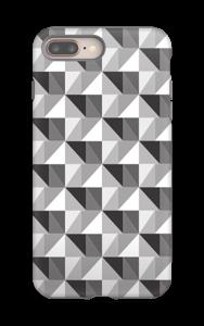 Triangles Coque  IPhone 8 Plus tough