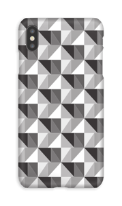 Trangular deksel IPhone XS Max