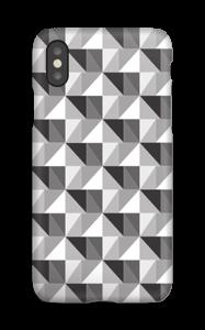 Trangular deksel IPhone XS